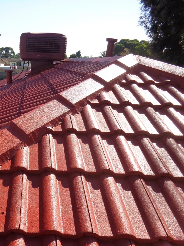 Roof Restoration 1