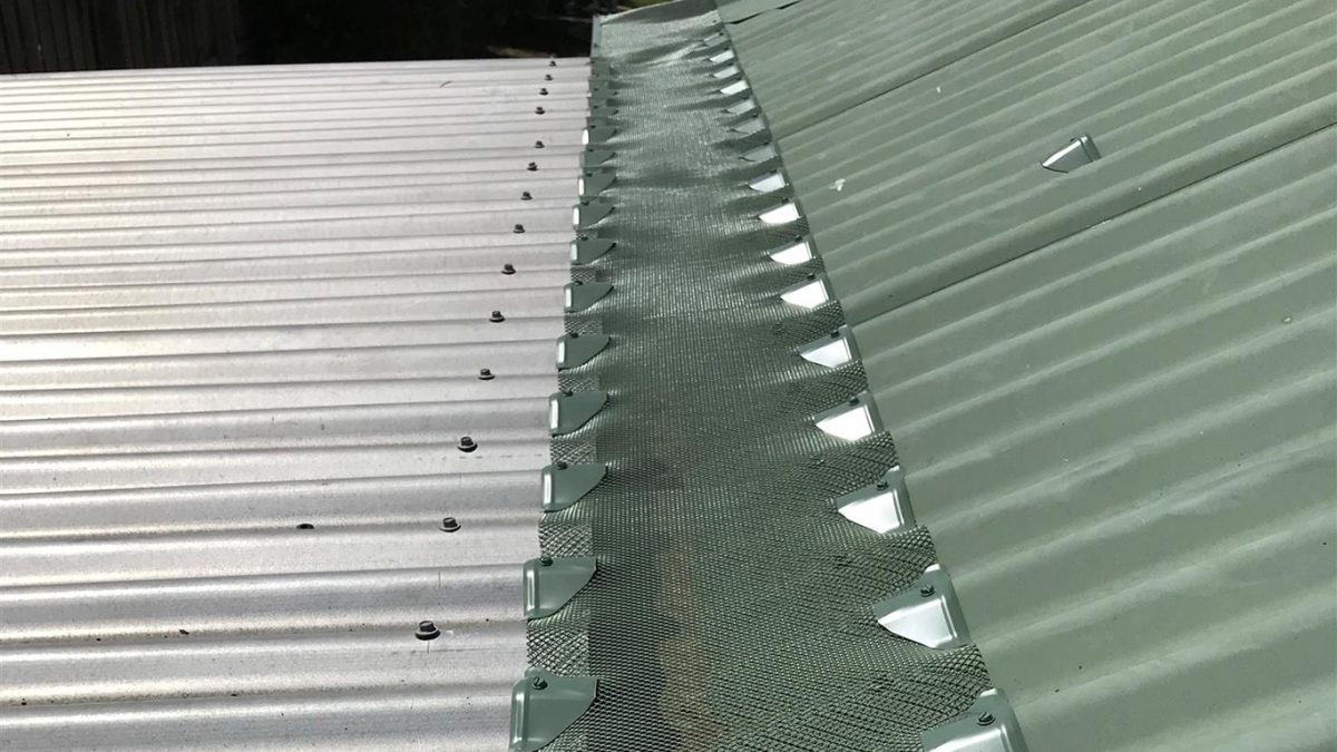 Gutter Splash Guard